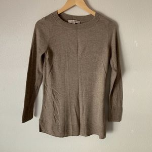 {Loft} Brown Sweater